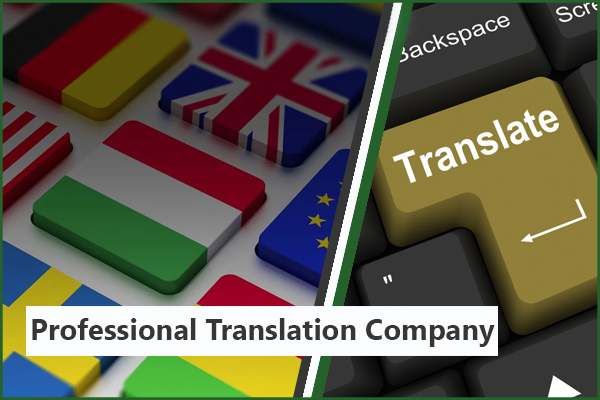 Professional Translation Company